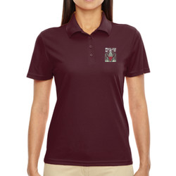 SQ-8 Ladies Performance Polo