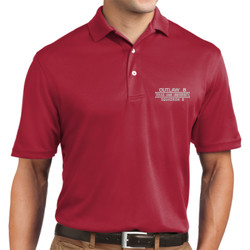 SQ-8 Dri-Mesh Polo