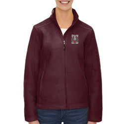 SQ-8 Ladies Fleece Jacket
